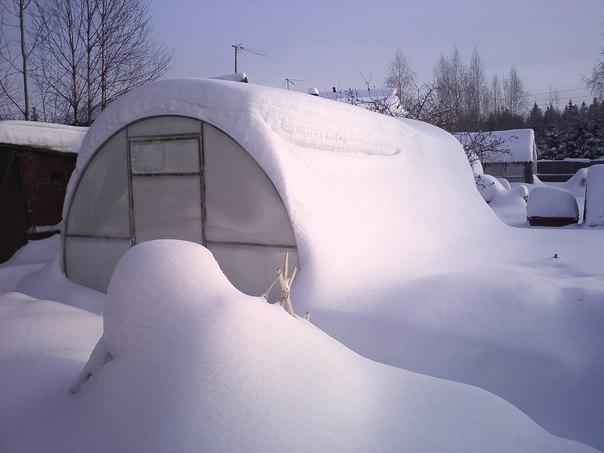Дача зимой. Дача зимой 4
