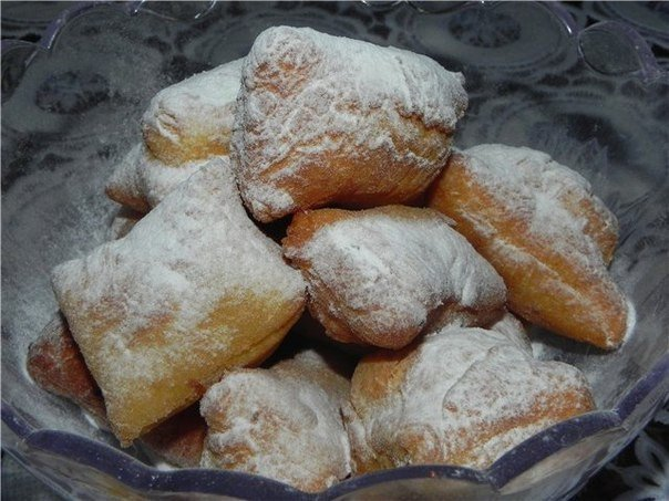 Апельсиновое печенье-побалуйте себя!