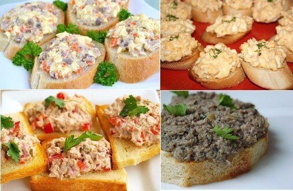 10 способов сделать бутерброд вкусным