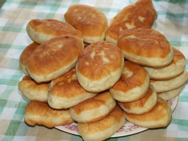 Срочно на выход: Пирожки на кефире
