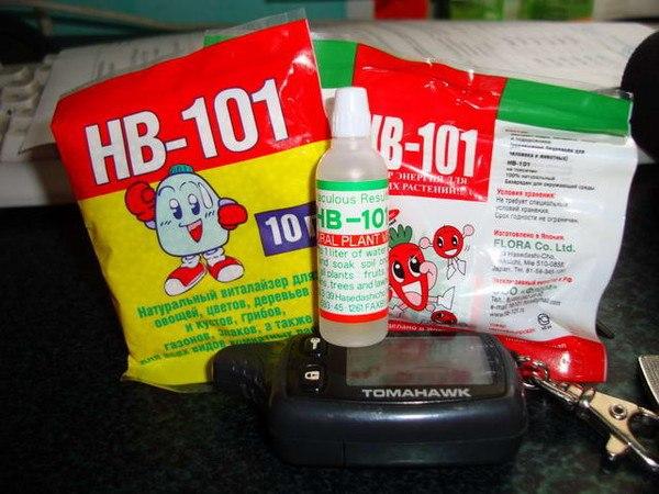HB-101:Что это и с чем его