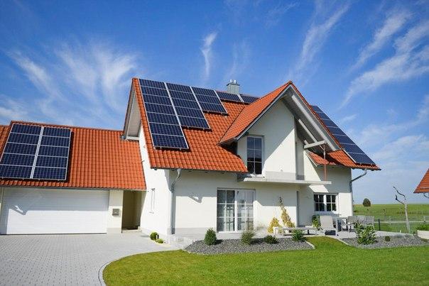 Принцип работы солнечных батарей для отопления частного дома. Принцип работы солнечных 1