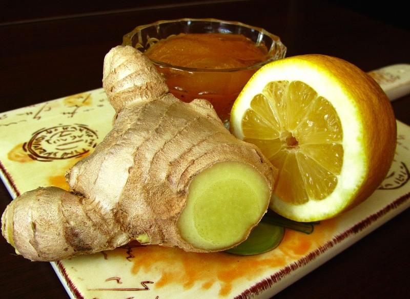 Имбирь с лимоном и мёдом (Рецепт здоровья)! Позволяет защитить семью от простудных заболеваний. 12588.jpeg