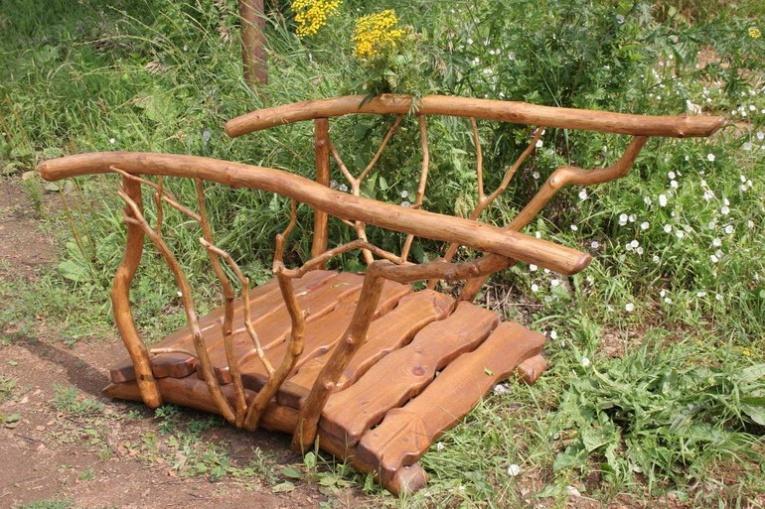 Cпособ порадовать себя: садовый мост. 14618.jpeg