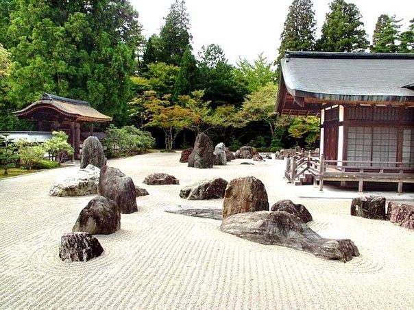 Сад в японском стиле. Сад в японском стиле 3