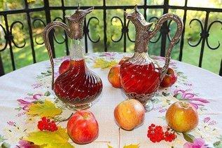 Урожай яблок? Магазинное вино больше не пьем
