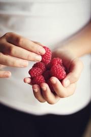 У малины должны быть крупные ягоды