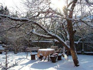 10 основных работ на даче в зимний период