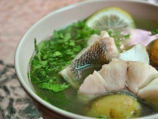 Главное блюдо рыбаков