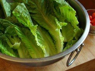 Легендарный римский салат: романо